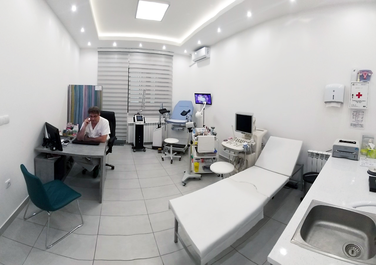 Uradite ginekološki pregled u prijatnoj i najsavremenije opremljenoj ordinaciji